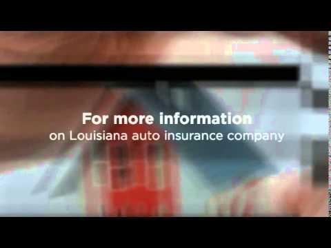 Louisiana auto insurance company