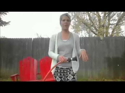 Pistol grip hose nozzle-air hose nozzle