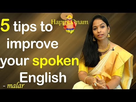 Tips to improve your Speaking skills - Learn English with Kaizen through Tamil