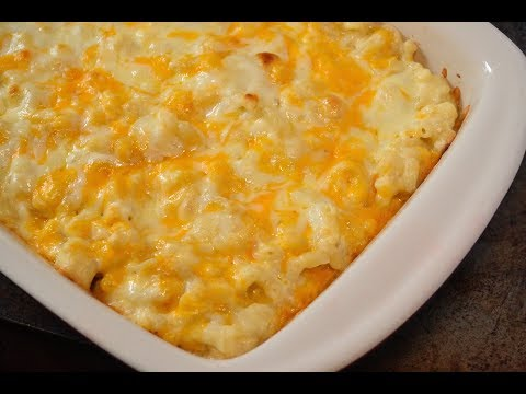 Coop's Baked Macaroni and Cheese Recipe - The Best Version