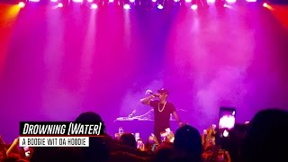 A Boogie Wit Da Hoodie performs Drowning (Water) at Danforth Music Hall   Toronto