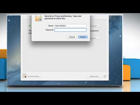 How to Remove Firewall  Protection from Mac
