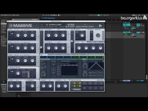 How To Make Trap 808's In NI Massive