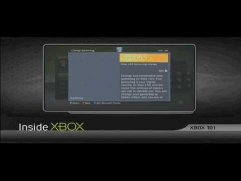 Xbox 101: How To Change Your Gamertag