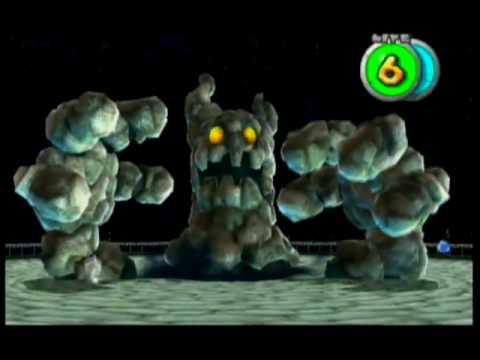 Super Mario Galaxy 2 - Throwback Throwdown