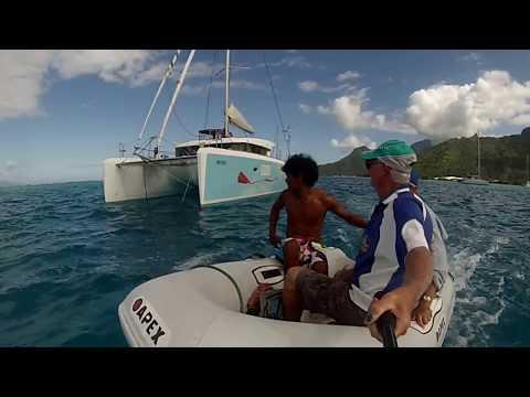 Tahiti sea trial