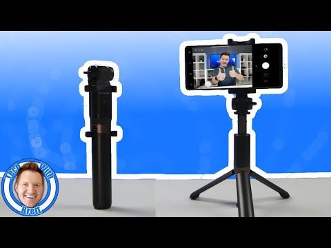 Enhance Your Videos With Blitzwolf Tripod Selfie Stick