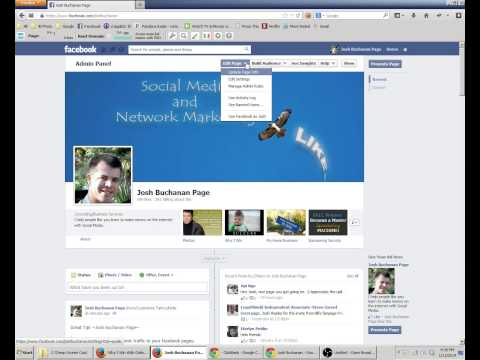 Set the Featured Page Owner For You Facebook Business Page