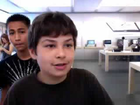 Apple Store Meetup: Sanferdanio's Version