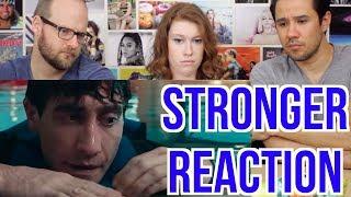 Stronger Trailer Reaction Jake Gyllenhaal Movie