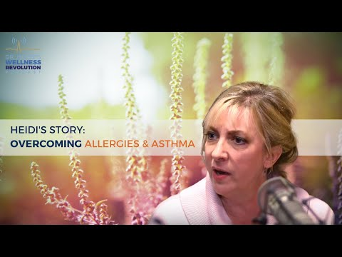 Heidi's Story: Overcoming Asthma and Allergies Naturally