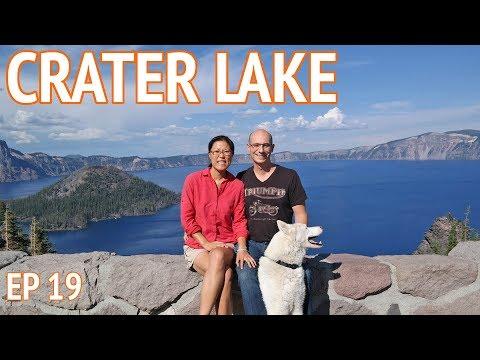 Crater Lake National Park - Camping at Mazama Crater Lake