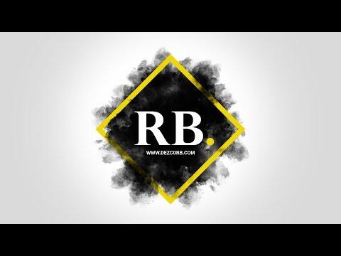 How to design a Smoke Alphabet logo in photoshop cs6   Logo Design Tutorial