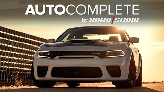 AutoComplete: Now you can get a widebody Charger Hellcat or Scat Pack