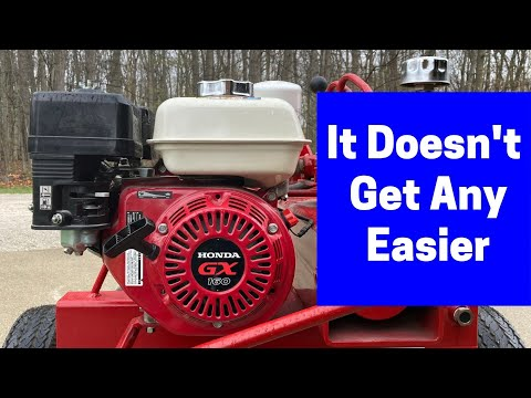 (Part 1) Small Engine Repair Shops Hate This Video - How To Fix A Honda Engine That Won't Start