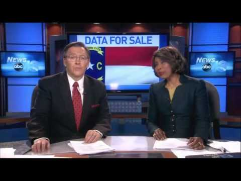News13 Investigates: North Carolina is Selling Your Personal Data