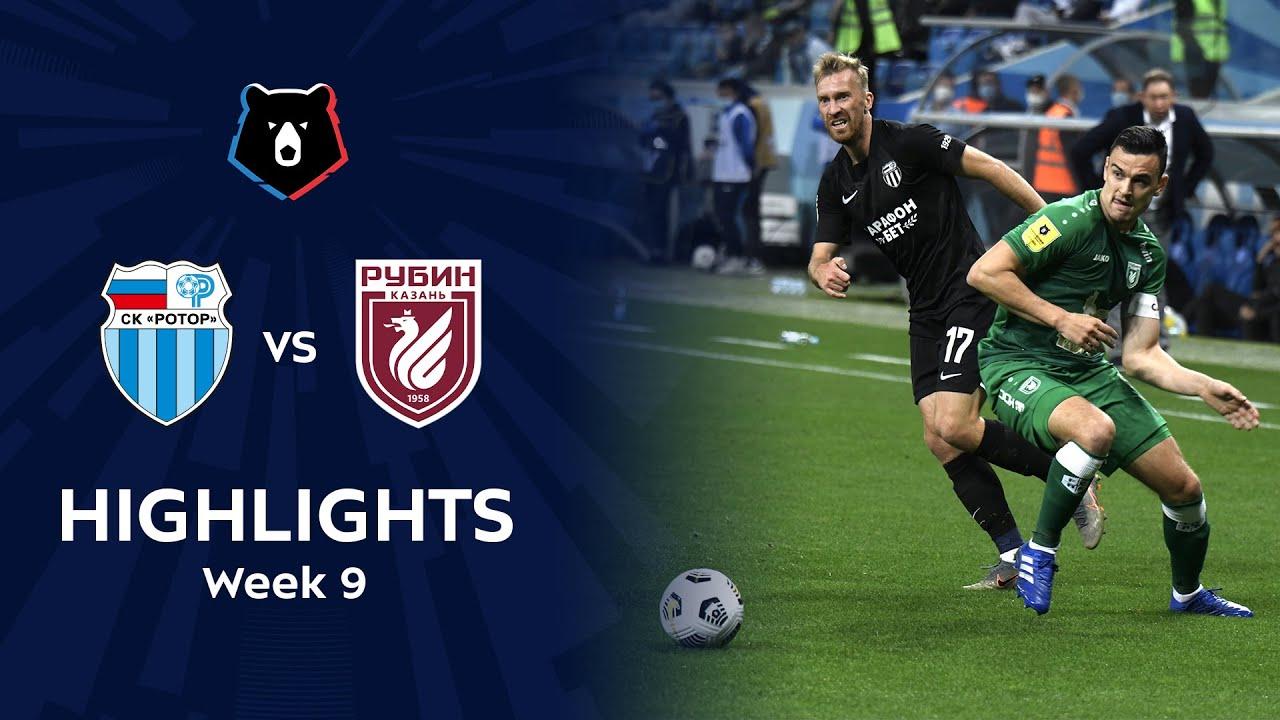 Highlights Rotor vs Rubin (1-3) | RPL 2020/21