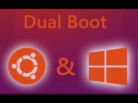 Comment installer un dual Boot Windows et Ubuntu