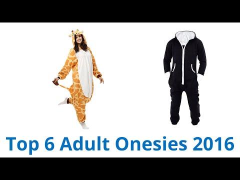 6 Best Adult Onesies 2016