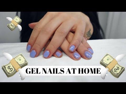 DIY OPI GEL NAILS AT HOME - EASY & SAVE MONEY | Chels Nichole