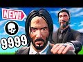 NEW JOHN WICK SKIN Is OP Fortnite Funny And Best Moments Ep484 Fortnite Battle Royale