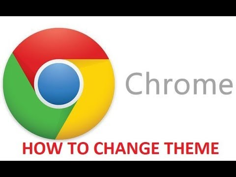 How to Download or Remove Google Chrome themes