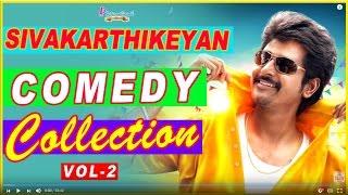 Sivakarthikeyan Comedy Scenes | Vol 2 | Soori | Sathyaraj | Sri Divya | Hansika | Vimal
