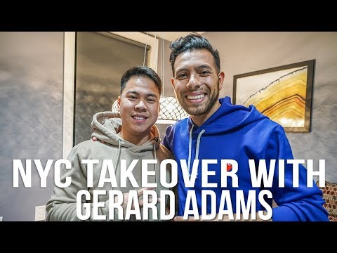 YOU HAVE A GIFT | NYC TAKEOVER W/ Gerard Adams