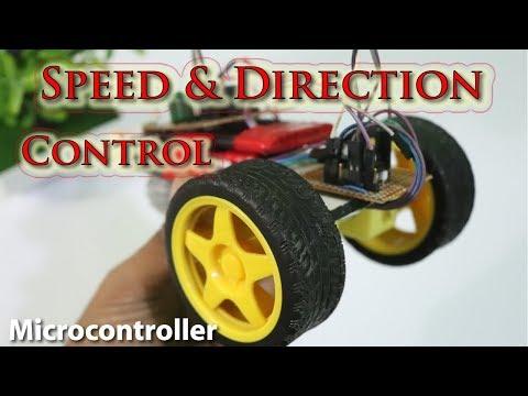 Speed control stepper motor using 8051 microcontroller -
