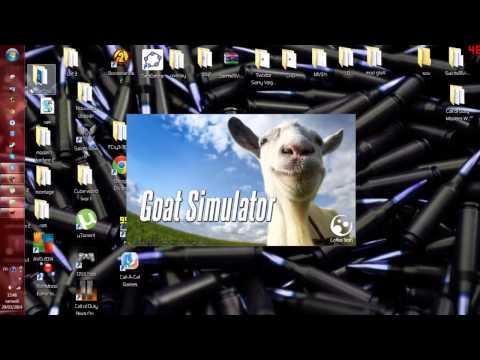 Goat Simulator Free Download [April 2014]