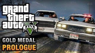 Grand Theft Auto V - Story Walkthrough - Part 1 - Prologue & Mission #1