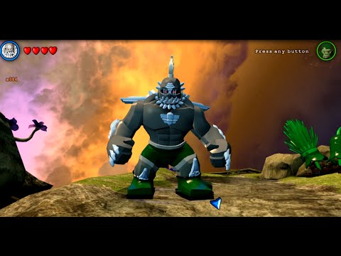 LEGO Batman 3: Beyond Gotham - Doomsday Gameplay and Unlock Location