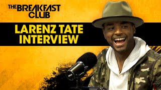 Larenz Tate Talks 'Power' Conflicts, Healthy Lifestyle, Supporting Blackness + More