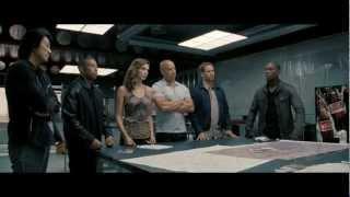 Fast & Furious 6 [Super Bowl XLVII Spot]