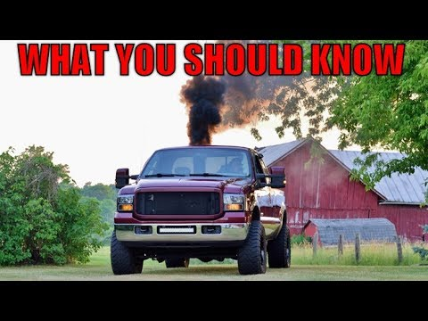 3 Things You Should Know BEFORE Buying A Diesel Truck