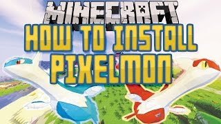 How To Install Pixelmon Easiest Way Any Version Optifine