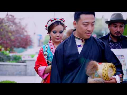 TIBETAN - NEPALI WEDDING || TENZIN AND PRATIMA || TEASER || NEW YORK