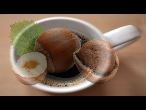Coffee Cup Thursday! | How to make the Hazelnut Coffee Cup Episode 46