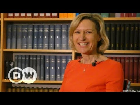 Niebler on religion: 'What's wrong with the cross on the wall?' | DW English