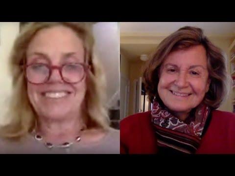 50/50 Day - Impact Financiers Geralyn Dreyfous & Diana Barrett  w/ Tiffany Shlain