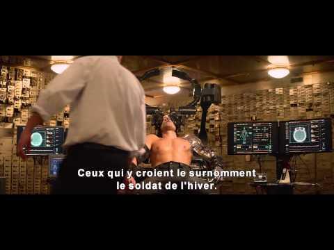 Nouvelle bande annonce vostfr et images pour Captain America : Le Soldat de L'Hiver !