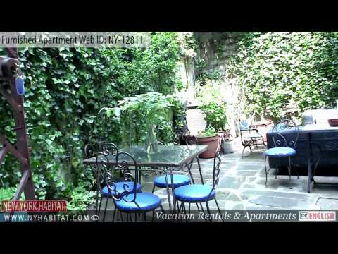 Manhattan, New York City - Video Tour of a furnished apartment on West 19th street (Chelsea)