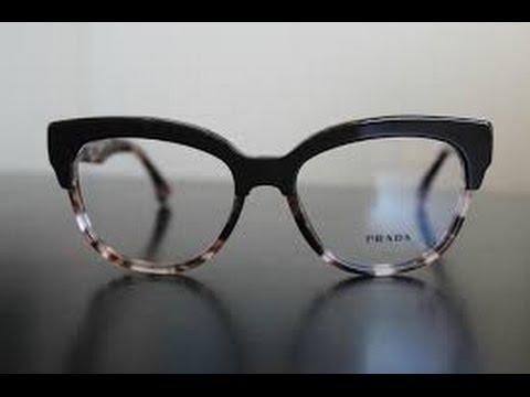 PRADA Designer Glasses and Sunglasses!