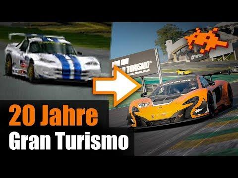 20 Jahre Gran Turismo • Historie und Evolution [PlayStation,deutsch]
