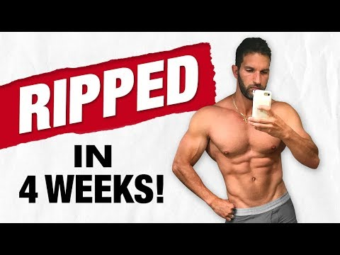 6 Day Mass Muscle Building Workout Routine For Men
