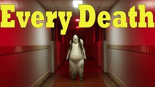 Every Death in Scary Stories to Tell in the Dark