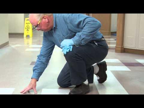 SSS Floor Care - Applying Floor Finish/Sealer