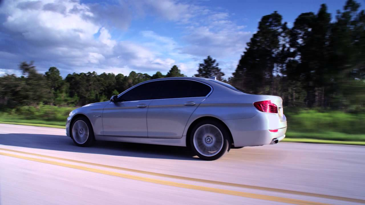 2016 BMW 5 Series Overview