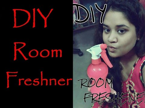 DIY Room Freshener|Make your Home smell Fresh & Clean|Home Deo