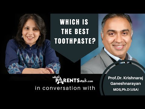 Which is the best toothpaste for my child  by Dr. Krishnaraj - Delta Dental Care